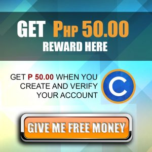Get your P50 from Coins.ph here