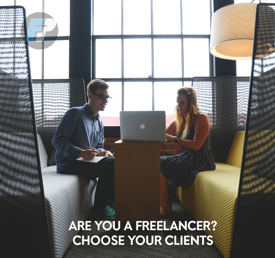 freelancers choose their clients - freelancerphilippines.com