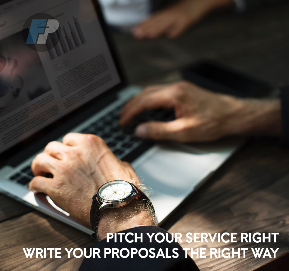 Pitch your service right - freelancerphilippines.com